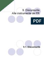 C9. Discursuri. Alte Instrumente_ Sint_17