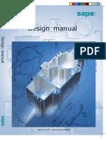 Sapa Extrusion Design Manual