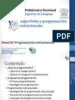 Program Ac i One Structur Ada
