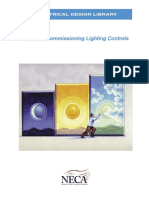 Guide to Cx of Lighting Controls