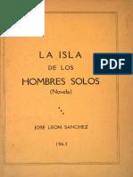 La Isla_de Los_hombres Solos