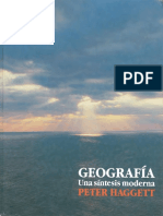 Peter Haggett Geografia Una Sintesis Moderna