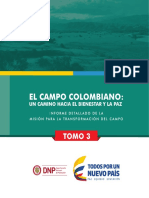 TOMO 3 Mision Rural Colombia - DNP