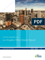 LA Office Market Report (Q4 2014)
