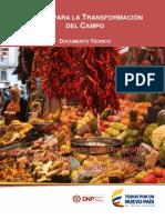 Propuesta Para Desarrollar Un Modelo Eficiente de Comercialización y Distribución de Productos