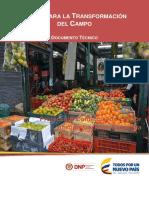 Protección Comercial Del Sector Agropecuario en Colombia 2015-10-20