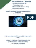 Sistema de Ciudades DNP - 1_Fernando Viviescas - Anillo de Innovación