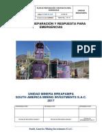Pl-bre-se-1.01-Plan y Preparación y Respuesta Para Emergencia - Sami_2017