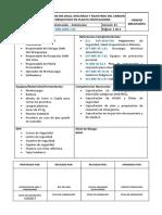 Pet-bre-Adm-1.02- Descarga y Muestreo Del Carbon Enriquecido en Planta Procesadora