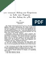 Der Frankische Anhang Zum Gregorianum