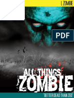 All Things Zombie - I, Zombie