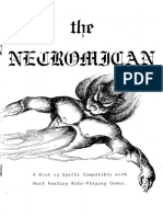 The Necromican