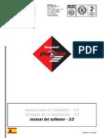 Sequent Plug Drive Manual Software - BRC - Alberdi GNC