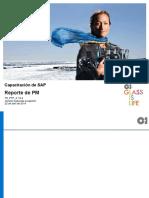 reporte PM SAP PM