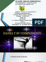 Danza y Su Composicion (Ujcm)