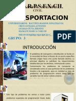 Metodo Transportacion