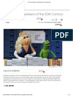 9 Famous Puppeteers of the 20th Century _ Mental Floss