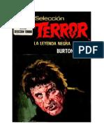 Hare Burton - Seleccion Terror 082 - La Leyenda Negra