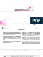 Planificacion Anual Artes Visulaes 1basico 2016