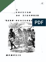 Encuentro de Historia Afroecuatoriana