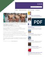 Santiago Es Carnaval ¡Todos a La Alameda! « Santiago Cultura _ Ilustre Municipalidad de Santiago