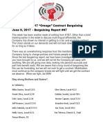 CWA-AT&T Mobility Bargaining Report 47