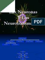 NeuronasyNeurotransmisores SINAPSIS