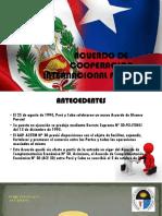 Acuerdo de Cooperacion Internacional Perú - Cuba
