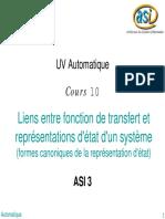 10. Liens entre fonction de transfert et représentations d'état d'un système.pdf