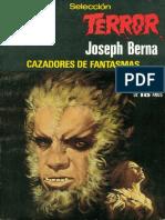 Berna Joseph - Seleccion Terror 390 - Cazadores de Fantasmas