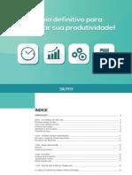 O Guia Definitivo Para Aumentar Sua Produtividade