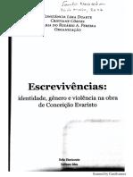 Escrevivências - Conceição Evaristo