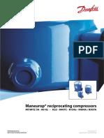 Catálogo compresores recíprocos Danfoss.pdf