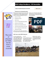 cr cte spring newsletter