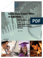 FCMAT audit of the Alum Rock Union School District