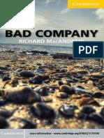 Bad Company - Cambridge - Level 2