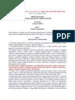 Krivični Zakon Federacije Bosne i H - Prečišćeni Tekst