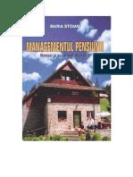 Managementul Pensiunii