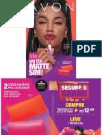 Folheto Avon Cosméticos - 12/2017
