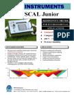 Syscal Junior Standard Resistivitymeter