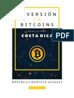 Tesis de Montoya sobre criptomonedas