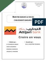 Attijari Wafa Markting Bancaire
