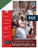 Revista Digital Matemática Mexicana  Conocimiento  Ccesa007