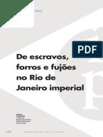 De escravos forros fujões Manolo florentino.pdf
