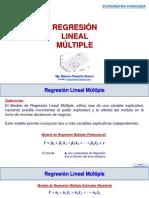 Econometria Financiera s05 - Regresion Lineal Multiple