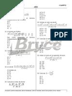 Algebra - Aritmetica - Trigonometria 4to