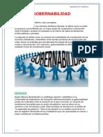 Informe Nº7 Gobernabilidad-grupo3