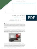 Car Tech_ Combustíveis Alternativos - TecMundo