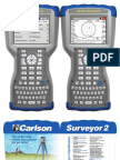 Carlson Surveyor 2