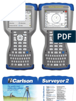 Carlson Surveyor 2